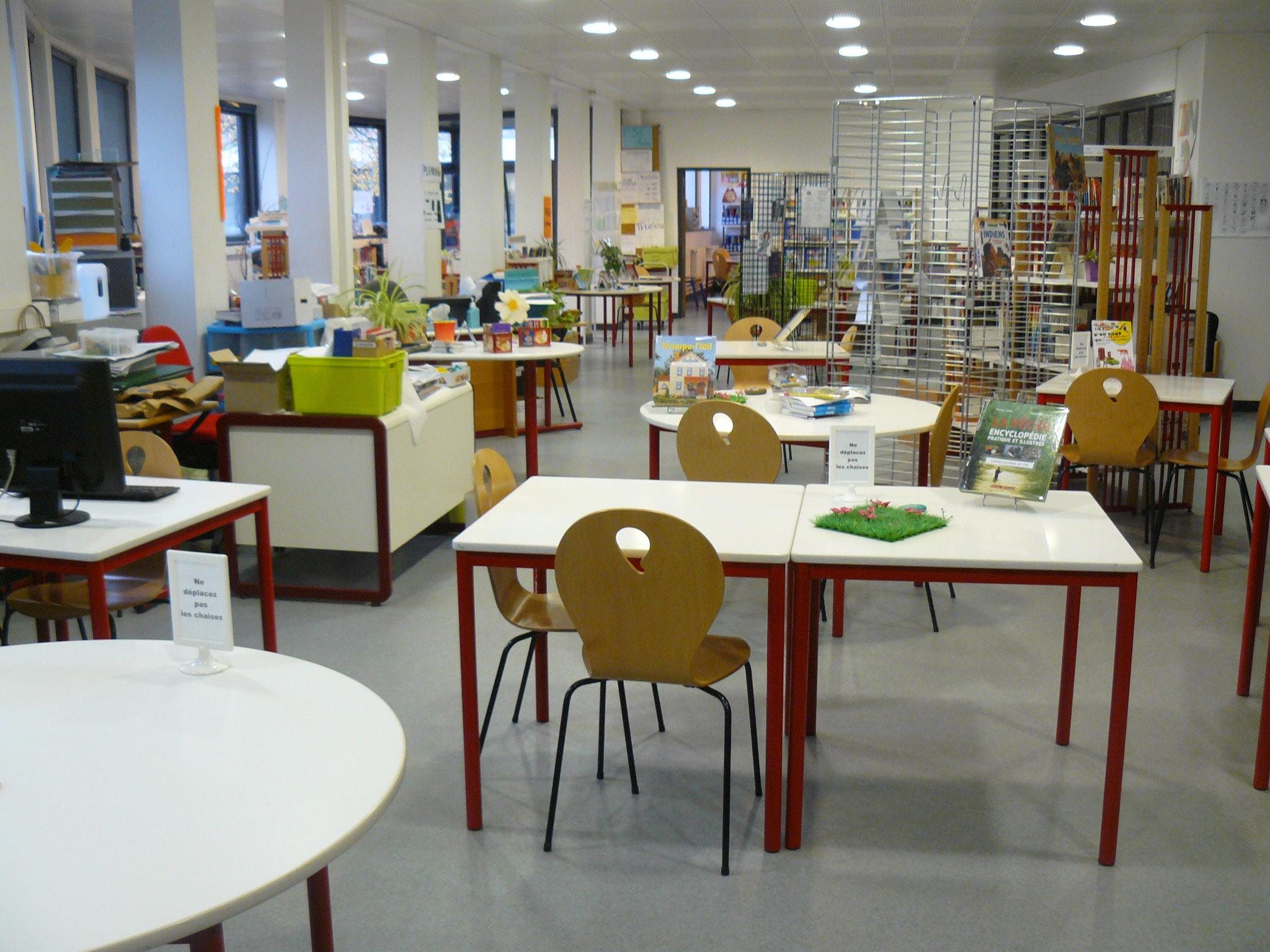 Astuces de fonctionnement en coll ge for Decoration porte salle de classe